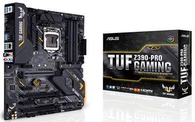 Asus TUF z390 PRO Gaming