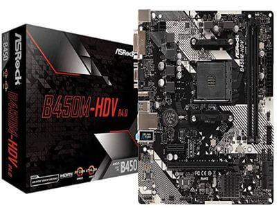 b450 micro atx motherboard
