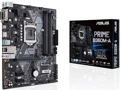 ASUS PRIME B360M-A