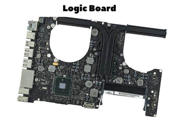 logic board motherboard