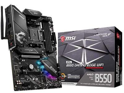 best b550 gaming motherboard
