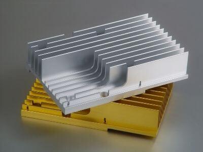 heatsink of motherboard
