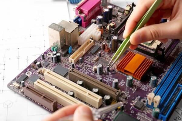 motherboard repair and replacement