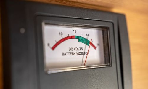test the motherboard with a multimeter