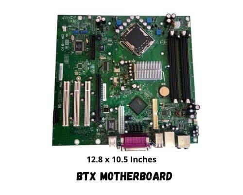 types of motherboards form factors